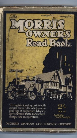The Morris Owner's Road Book