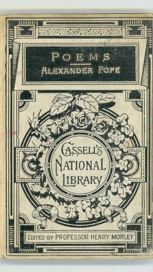 Alexander Pope: Poems (1700-1714)