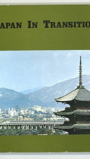 Japan in Transition. One Hundred Years of Modernization