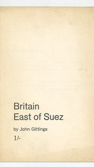 Britain East of Suez