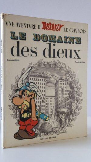 Une Aventure D'Asterix: Le Domaine Des Dieux