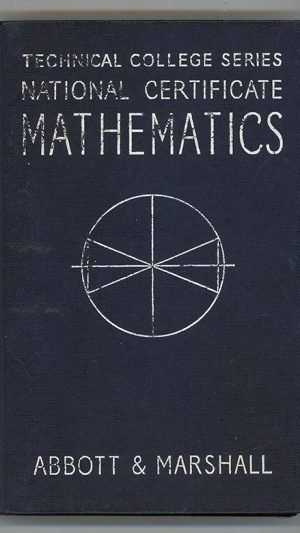 National Certificate Mathematics Volume II (Second Year Course)