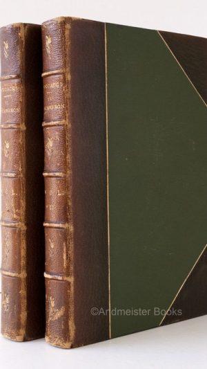 Il Decameron Di Messer Giovanni Boccacci Riscontrato co' Migliori Testi e Postillato Da Pietro Fanfani Volume I and II