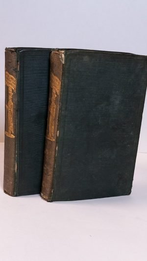 Charles O'Malley, The Irish Dragoon in Two Volumes. Volumes I and II
