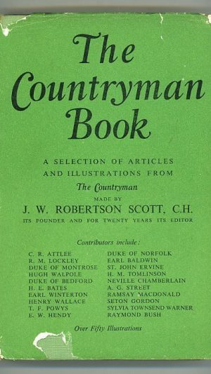 The Countryman Book: A Selection of Articles and Illustrations from The Countryman