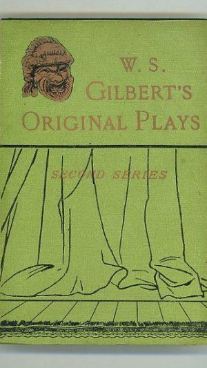 Original Plays: Second Series