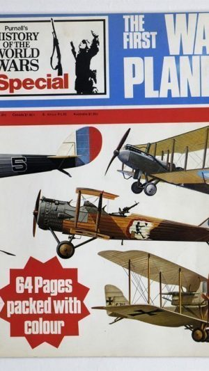 The First War Planes