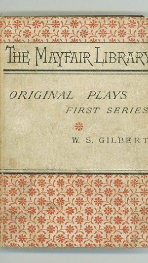 Original Plays – First Series