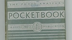 The Photo-Amateur's Pocketbook 1950