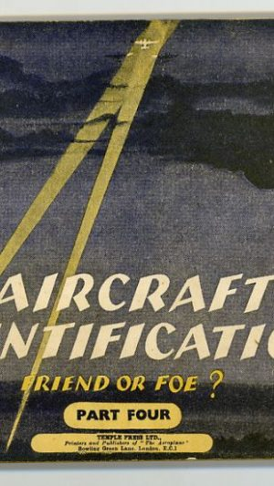 Aircraft Identification, Friend or Foe? Part Four: American Types for the R.A.F.