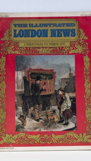 The Illustrated London News Christmas Number 1970 Vol. 257 No. 6849A
