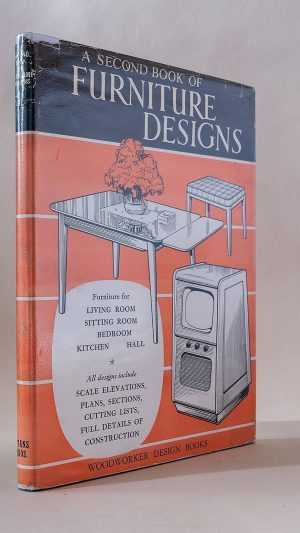Second Book of Furniture Design
