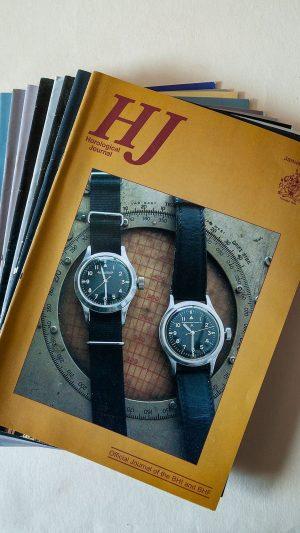 Horological Journal January-December 2004