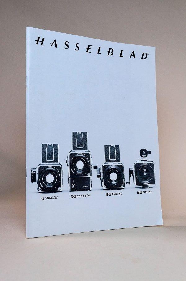 Hasselblad 500C/M, SWC/M, 500EL/M and 2000FC Camera & Lenses Brochure 1979