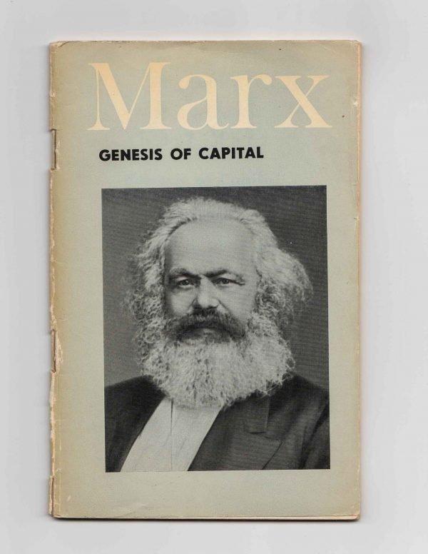 Genesis of Capital