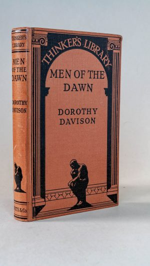 Men of the Dawn. The Story of Man's Evolution to the End of the Old Stone Age.