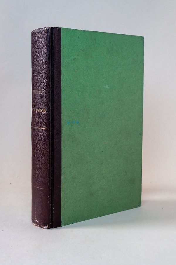 The Complete Works of Lord Byron Volume II Don Juan