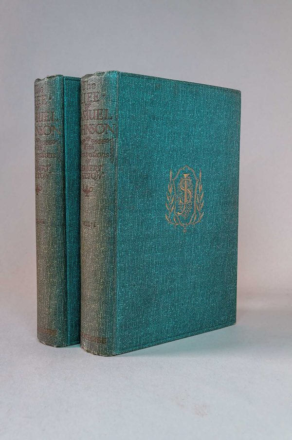 The Life of Samuel Johnson LL.D. Volumes I and II
