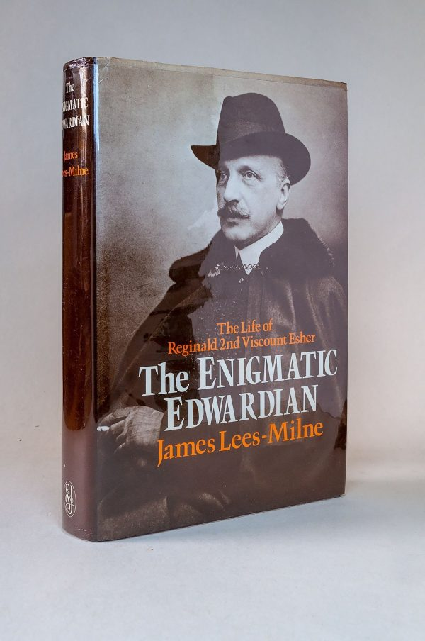 The enigmatic Edwardian: The life of Reginald, 2nd Viscount Esher