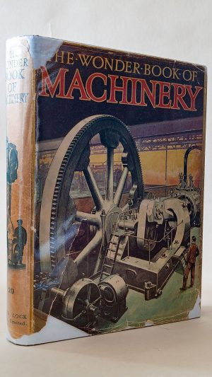 The Wonder Book of Machinery