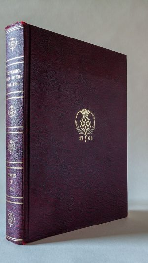 Britannica Book of the Year 1963