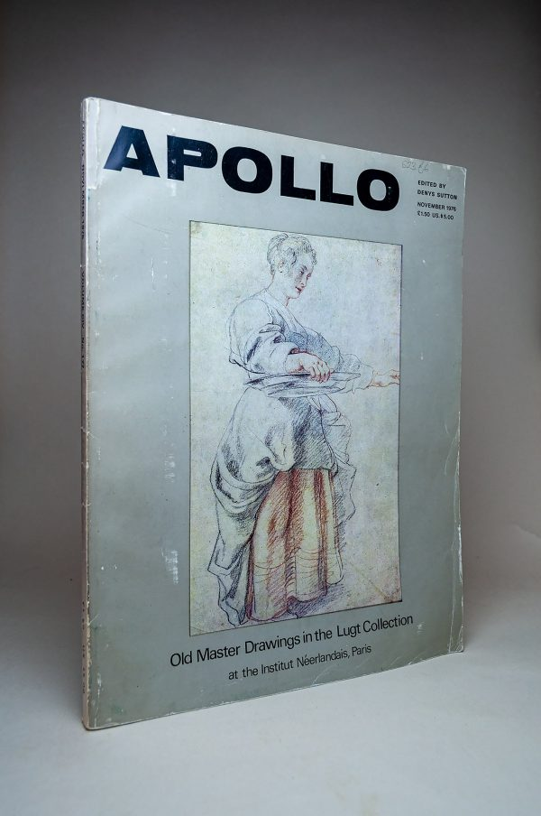 Apollo The Magazine of the Arts November 1976 Volume CIV No.177