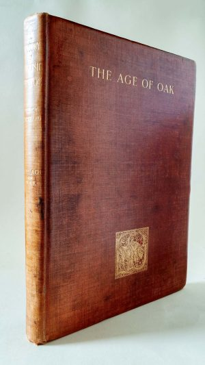 A History of English Furniture: The Age of Oak, The Age of Walnut, The Age of Mahogany, The Age of Satinwood. 4 Volumes