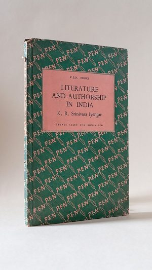 Literature and Authorship in India