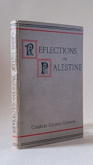 Reflections in Palestine 1883