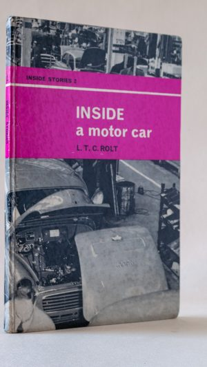 Inside a motor car