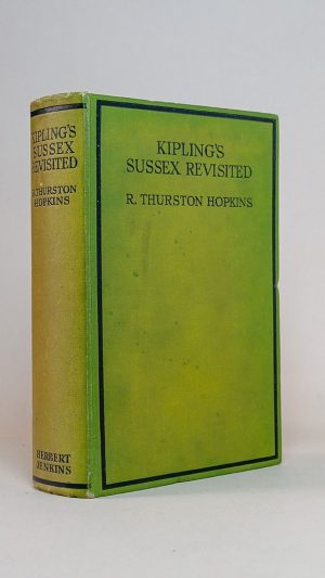 Kipling's Sussex Revisited