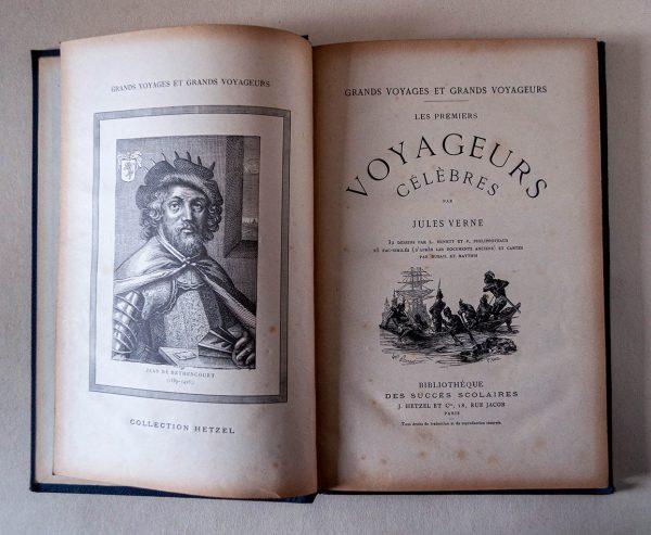 Les Premiers Voyageurs Célèbres - Grands Voyages et Grands Voyageurs