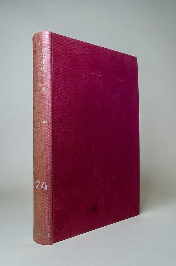 The Complete Works of Walter Savage Landor Volume XI