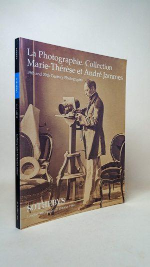 La Photographie: Collection Marie-Thérèse et André Jammes 19th and 20th Century Photographs